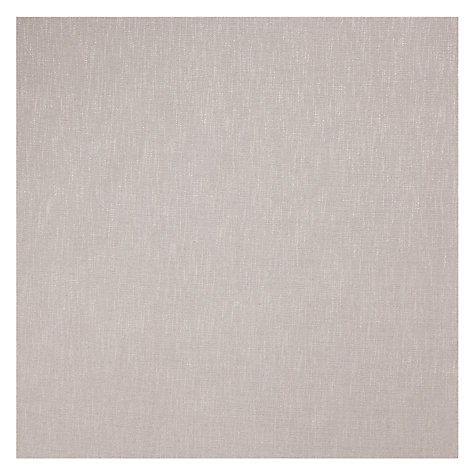 Buy John Lewis Henley Semi Plain Fabric, French Grey, Price Band C Online at johnlewis.com