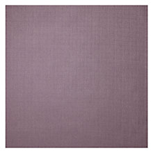 Buy John Lewis Bala Semi Plain Fabric, Pale Cassis, Price Band A Online at johnlewis.com