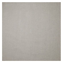 Buy John Lewis Newlyn Semi Plain Loose Cover Fabric, Charcoal, Price Band C Online at johnlewis.com