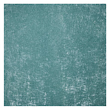 Buy John Lewis Como Cut Pile Velvet Fabric, Duck Egg, Price Band F Online at johnlewis.com