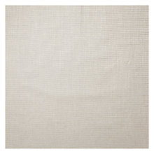 Buy John Lewis Teramo Semi Plain Fabric, Soft Grey, Price Band E Online at johnlewis.com