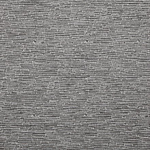 Buy John Lewis Brambley Woven Chenille Fabric, Charcoal, Price Band B Online at johnlewis.com