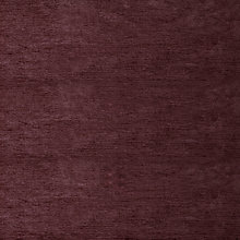 Buy John Lewis Rivoli Woven Chenille Fabric, Blackberry, Price Band B Online at johnlewis.com