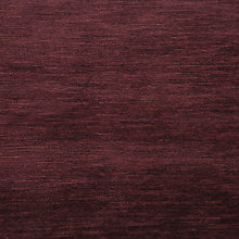 Buy John Lewis Rivoli Woven Chenille Fabric, Blackberry, Price Band A Online at johnlewis.com