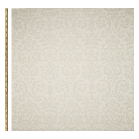 Buy John Lewis Orchard Woven Jacquard Loose Cover Fabric, Putty, Price Band C Online at johnlewis.com