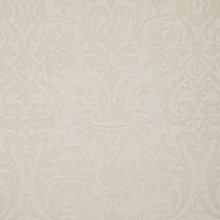 Buy John Lewis Orchard Woven Jacquard Fabric, Putty, Price Band C Online at johnlewis.com