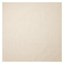 Buy John Lewis Teramo Semi Plain Fabric, Natural, Price Band E Online at johnlewis.com