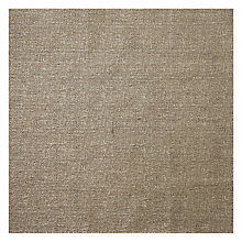 Buy John Lewis Faye Woven Jacquard Fabric, Brass, Price Band F Online at johnlewis.com