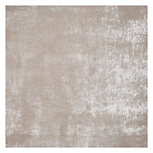 Buy John Lewis Como Cut Pile Velvet Fabric, French Grey, Price Band F Online at johnlewis.com