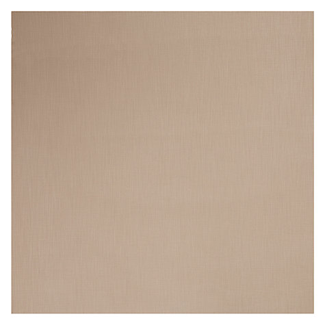 Buy John Lewis Pier Semi Plain Loose Cover Fabric, Putty, Price Band B Online at johnlewis.com