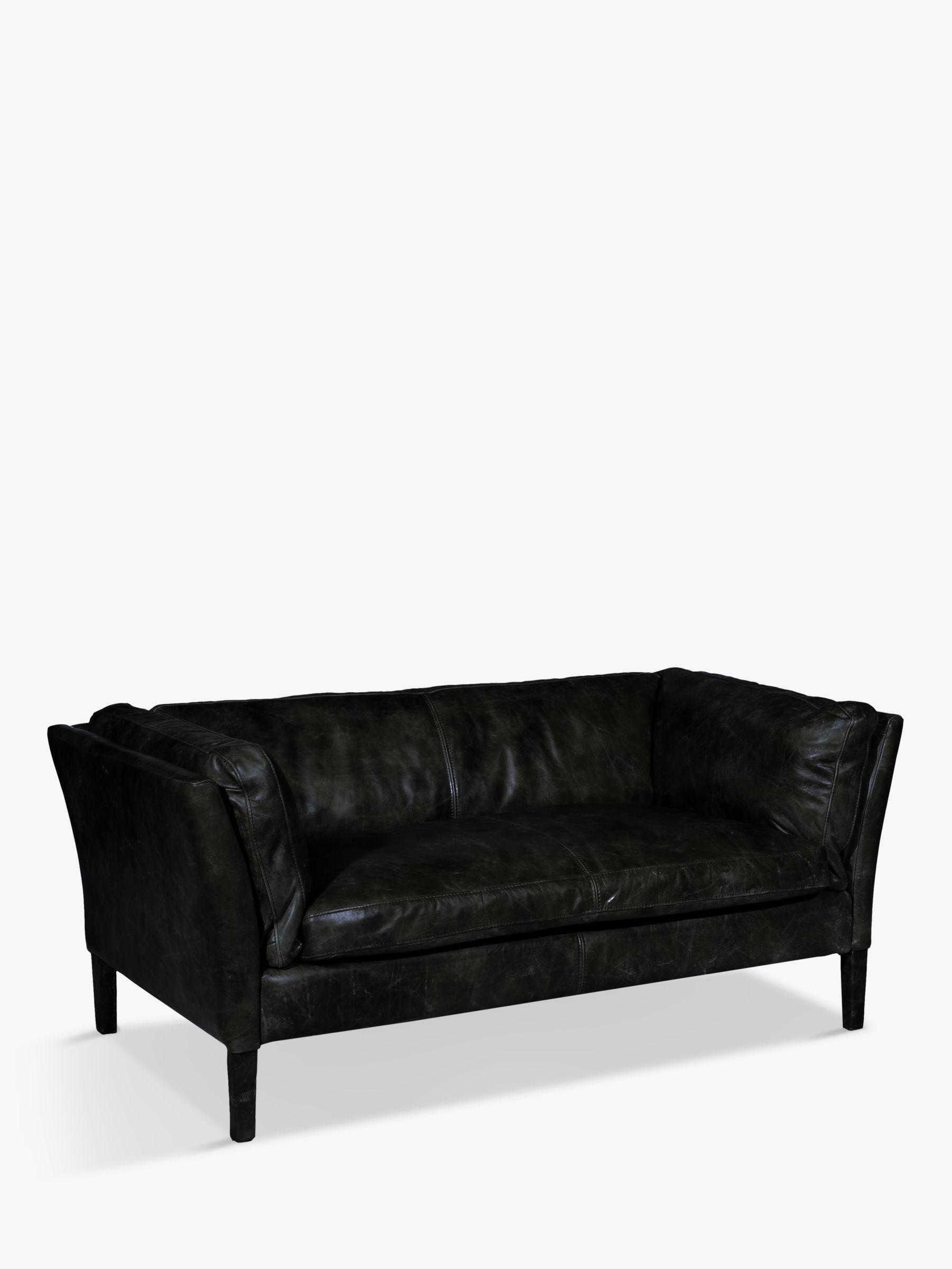 Halo Halo Groucho Medium Aniline Leather Sofa