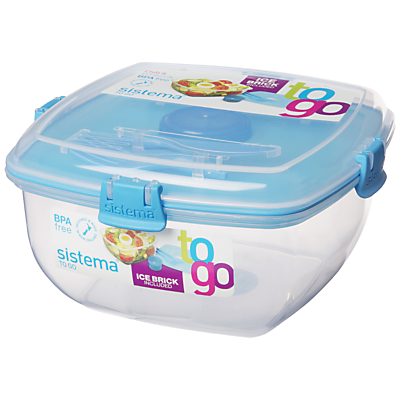 Sistema Chill It To Go Container, Assorted