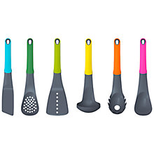 Buy Joseph Joseph Elevate Utensil Set, 6 Pieces Online at johnlewis.com