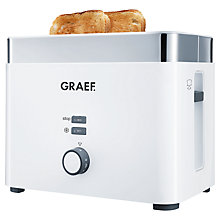 Buy Graef 2-Slice Toaster Online at johnlewis.com