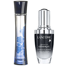 Buy Lancôme Advanced Génefique, 30ml and Giorgio Armani Code For Women Eau de Parfum, 30ml Online at johnlewis.com