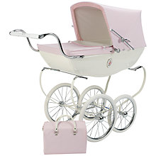 Buy Silver Cross Chatsworth Daisy Pram Online at johnlewis.com