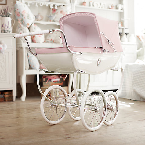 Buy Silver Cross Chatsworth Daisy Doll's Pram Online at johnlewis.com