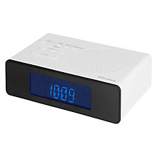 Buy John Lewis Spectrum Clock DAB/FM Digital Radio Online at johnlewis.com