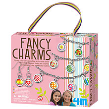 Buy Great Gizmos Fancy Charms Craft Kit Online at johnlewis.com
