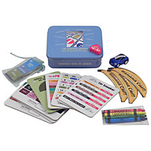 Buy Apples To Pears Car Journey Games Tin Online at johnlewis.com