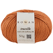 Buy Rowan Truesilk Yarn, 50g Online at johnlewis.com