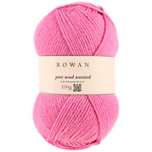 Buy Rowan Pure Wool Worsted, 100g Online at johnlewis.com