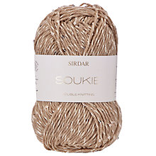 Buy Sirdar Soukie DK Yarn, 50g Online at johnlewis.com