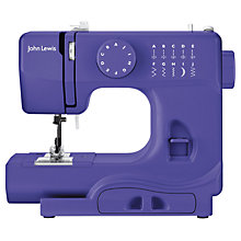Buy JL Mini Sewing Machine Online at johnlewis.com