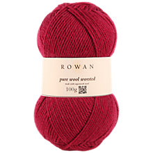 Buy Rowan Pure Wool Worsted Aran Yarn, 100g Online at johnlewis.com