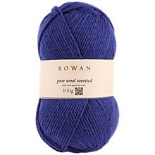 Buy Rowan Pure Wool Worsted Aran Yarn, 100 Online at johnlewis.com