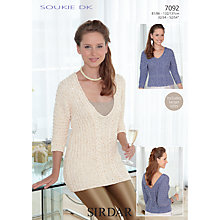 Buy Sirdar Soukie DK Leaflet, 7092 Online at johnlewis.com