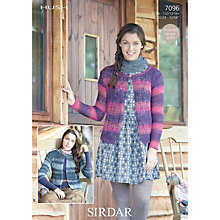 Buy Sirdar Hush Leaflet, 7096 Online at johnlewis.com