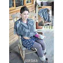 Buy Sirdar Hush Leaflet, 7094 Online at johnlewis.com