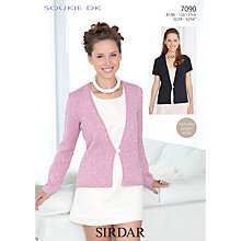 Buy Sirdar Soukie DK Leaflet, 7090 Online at johnlewis.com