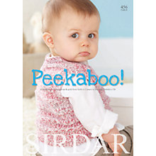 Buy Sirdar Peekaboo DK Booklet, 456 Online at johnlewis.com