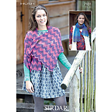 Buy Sirdar Hush Leaflet, 7101 Online at johnlewis.com