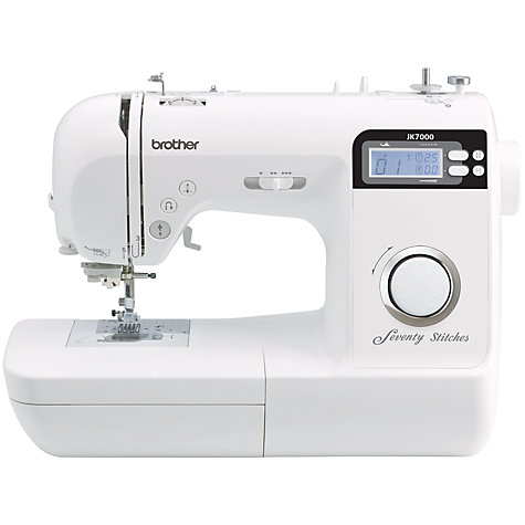 Buy Brother JK7000 Sewing Machine Online at johnlewis.com
