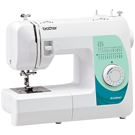 Buy Brother JK2500NT Sewing Machine Online at johnlewis.com