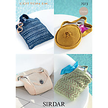 Buy Sirdar Cotton DK Leaflet, 7073 Online at johnlewis.com