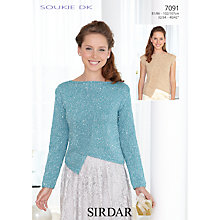 Buy Sirdar Soukie DK Leaflet, 7091 Online at johnlewis.com