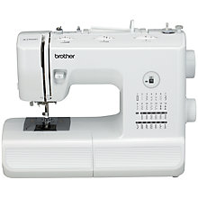 Buy Brother JK2700NT Sewing Machine Online at johnlewis.com