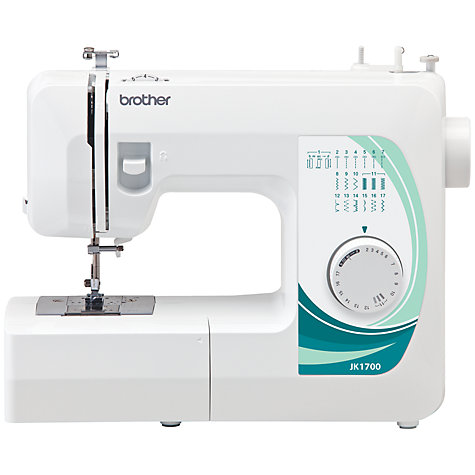 Buy Brother JK1700 Sewing Machine Online at johnlewis.com