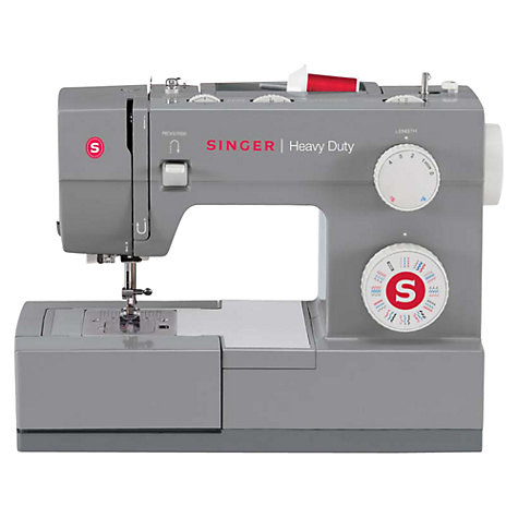 Buy Singer Heavy Duty 4432 Sewing Machine Online at johnlewis.com