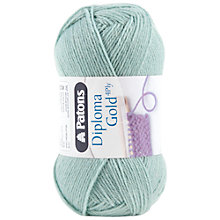 Buy Patons Diploma Gold 4 Ply Yarn, 50g Online at johnlewis.com