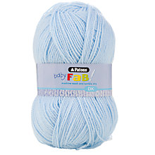 Buy Paton Fab Baby DK Yarn, 100g Online at johnlewis.com