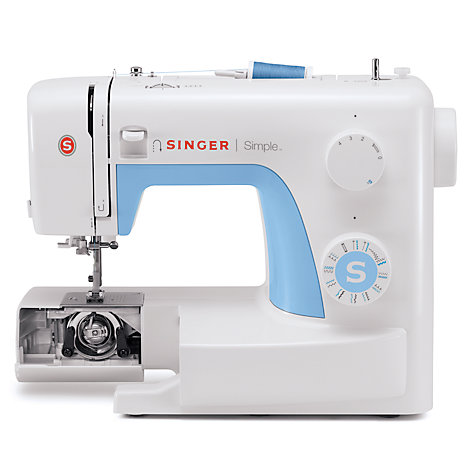 Buy Singer Simple 3221 Sewing Machine Online at johnlewis.com