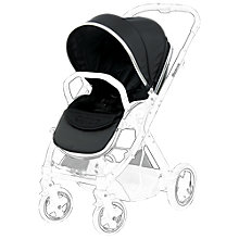Buy BabyStyle Oyster 2 Colour Pack, Black Online at johnlewis.com