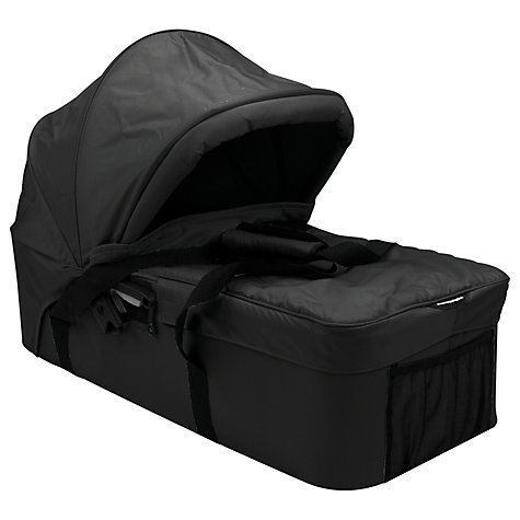 Buy Baby Jogger Versa Carrycot, Black Online at johnlewis.com