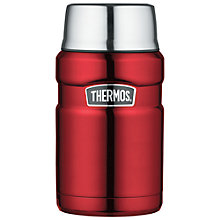 Buy Thermos Food Flask, Red Online at johnlewis.com