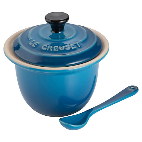 Buy Le Creuset Condiment Pot And Spoon John Lewis